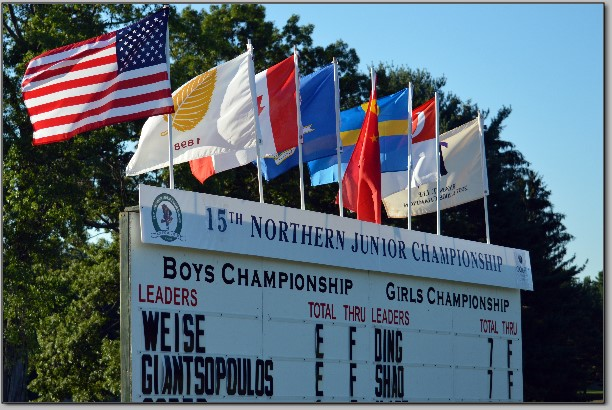 Tournament Information – 18th Northern Junior Championship